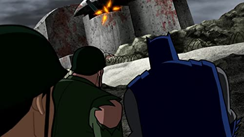 "Batman: Brave and the Bold, ""Plague of the Prototypes"""