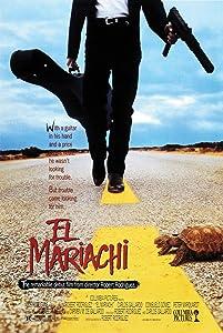 Hollywood movies video free download El mariachi [1280x720p]