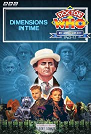 Doctor Who: Dimensions in Time Poster