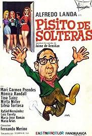 Pisito de solteras Poster