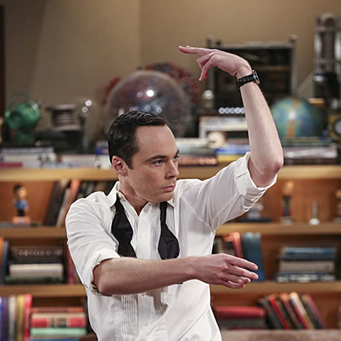 Jim Parsons in The Big Bang Theory (2007)
