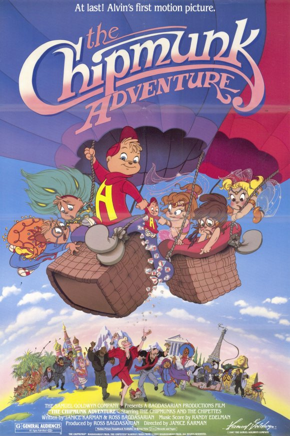 The chipmunk adventure 1987 imdb ccuart Gallery