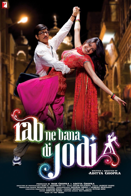 Rab Ne Bana Di Jodi (2008) – All Videos – [BluRay – HEVC – x265 – 4K UHD – ESubs – DTS-HDMA – DTOne]