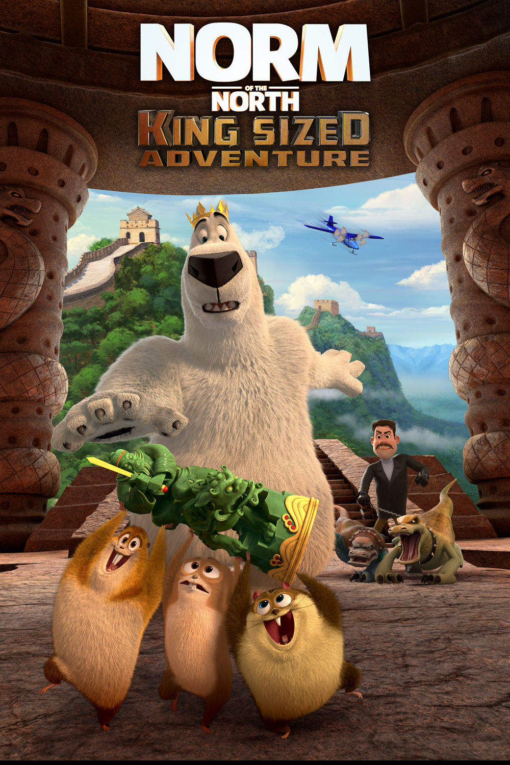 Norm Of The North King Sized Adventure 2019 Imdb