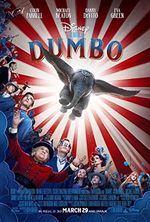 Dumbo 2019 BDRip Movie Poster