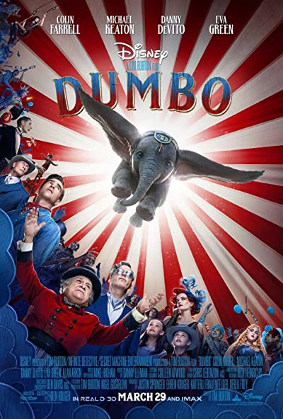 Dumbo (2019) DVDRip