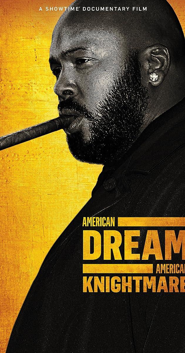 Subtitle of American Dream/American Knightmare