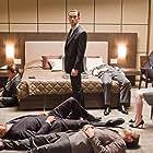 Leonardo DiCaprio, Tom Berenger, Joseph Gordon-Levitt, Tom Hardy, Cillian Murphy, Elliot Page, and Ken Watanabe in Inception (2010)