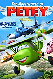 Adventures of Petey and Friends Poster