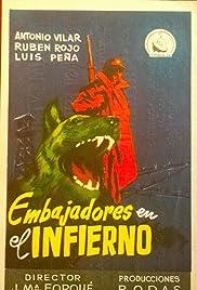 Embajadores en el Infierno Poster