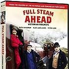 Ruth Goodman, Peter Ginn, and Alex Langlands in Full Steam Ahead (2016)