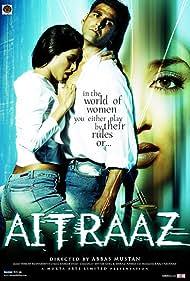 Kareena Kapoor, Akshay Kumar, and Priyanka Chopra Jonas in Aitraaz (2004)