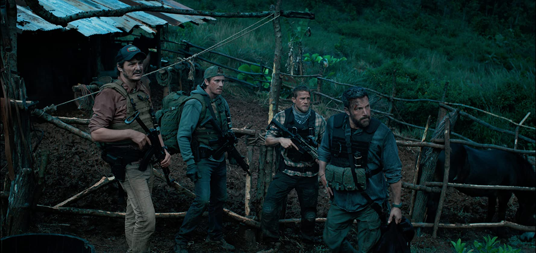 Review Triple Frontier (2019)