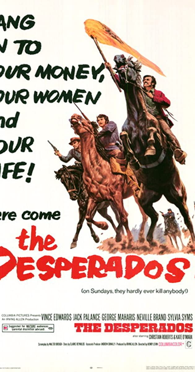 The Desperados 1969 Imdb