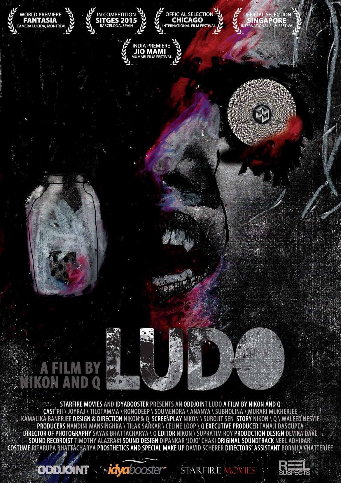 Ludo (2015) Bengali NF WEB-DL x264 AAC Msub
