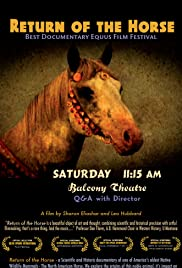 Return of the Horse Poster