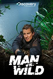 Man vs. Wild Poster