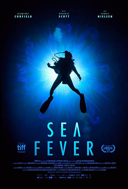 Sea Fever (2019) English WEB-DL - 480P | 720P - x264 - 200MB | 800MB - Download & Watch Online  Movie Poster - mlsbd