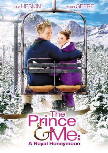 Princas ir aš. Karališkas medaus mėnuo (2008) / The Prince & Me 3: A Royal Honeymoon
