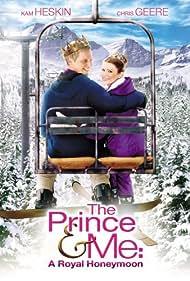 Kam Heskin and Chris Geere in The Prince & Me 3: A Royal Honeymoon (2008)