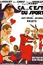 Ça... c'est du sport (1938) Poster