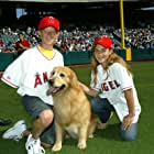 Caitlin Wachs and Shooter in Air Bud: Seventh Inning Fetch (2002)