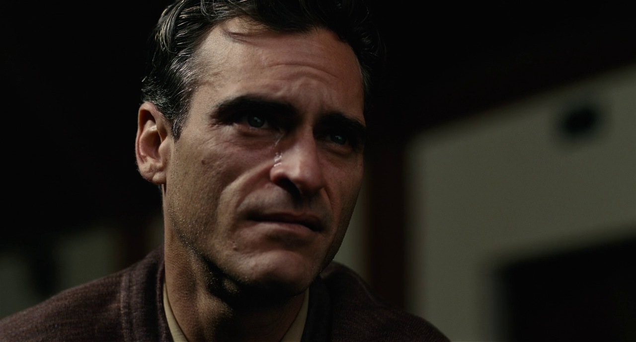 Joaquin Phoenix in The Master (2012)