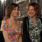 Annette Bening and Kristen Wiig in Girl Most Likely (2012)