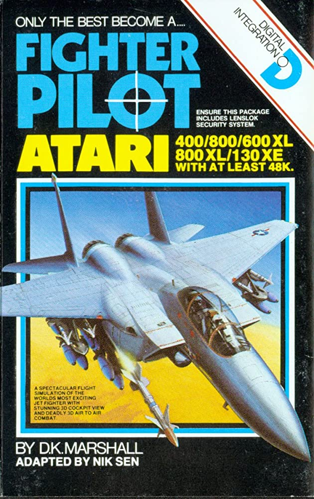Fighter Pilot (1984)