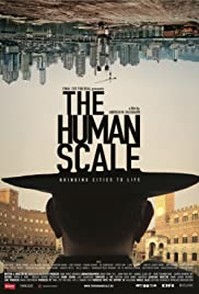 The Human Scale Poster