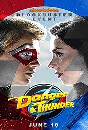 Danger & Thunder Poster