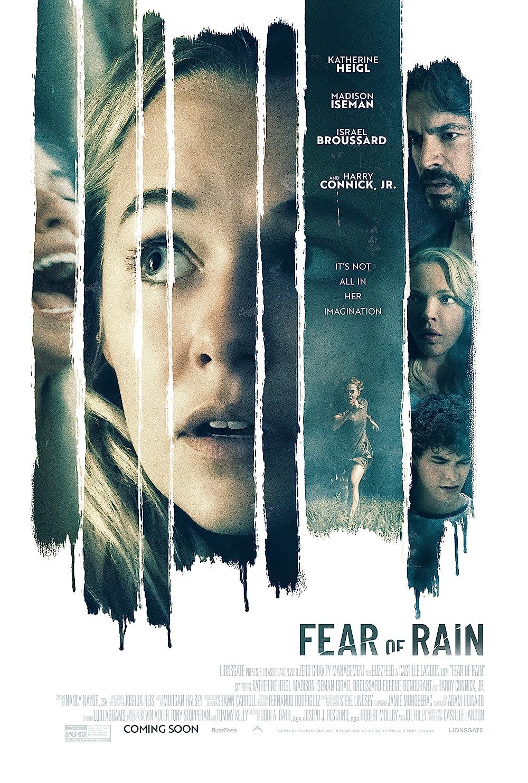 Fear of Rain 2021 English 720p BluRay 800MB | 350MB