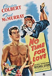 No Time for Love Poster