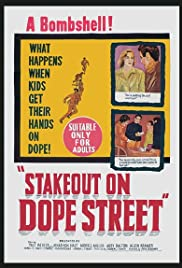 Stakeout on Dope Street Poster
