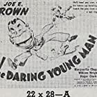 Joe E. Brown in The Daring Young Man (1942)