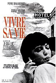 Vivre sa vie: Film en douze tableaux (1962) Poster - Movie Forum, Cast, Reviews