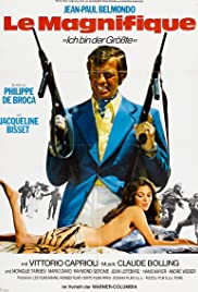 Le Magnifique (1973) Poster - Movie Forum, Cast, Reviews