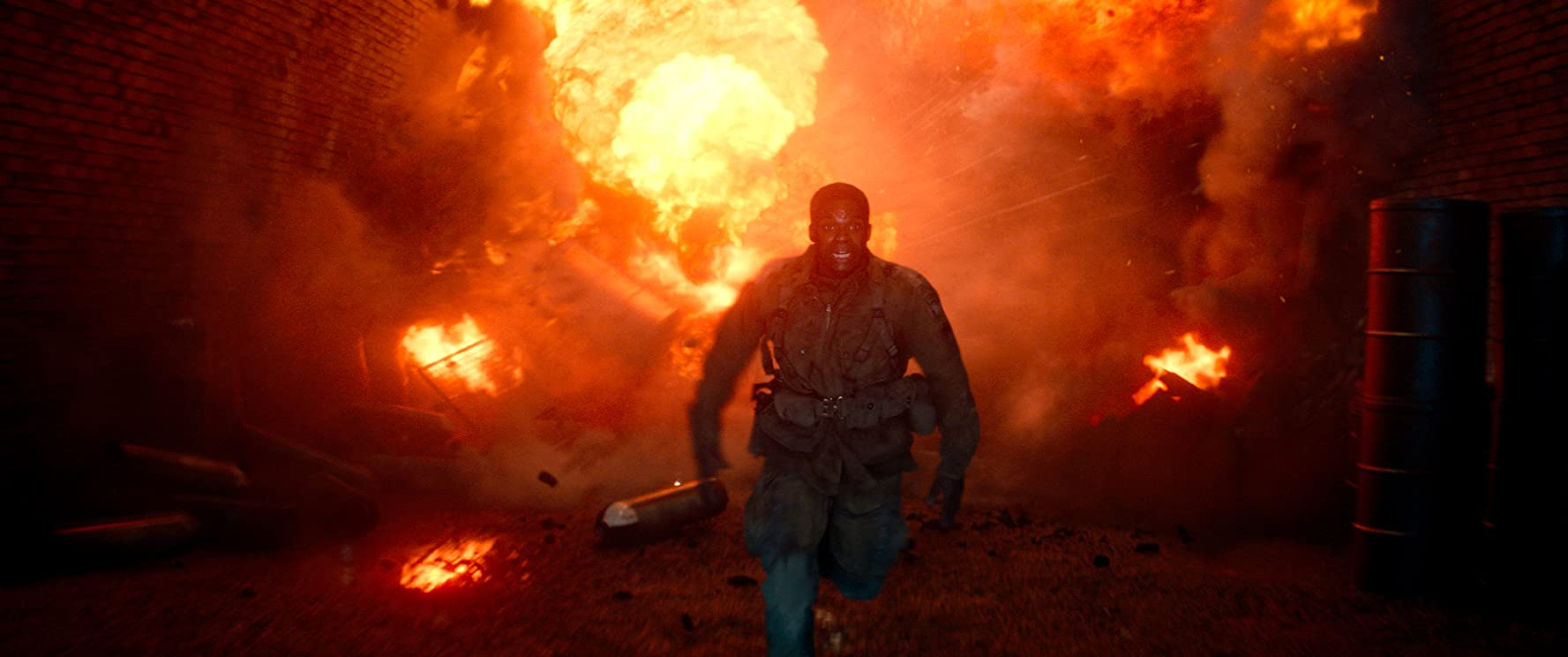 Jovan Adepo in Overlord (2018)