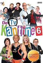 De TV kantine Poster