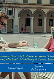 Call Me by Your Name: In Conversation with Armie Hammer, Timothée Chalamet, Michael Stuhlbarg and Luca Guadagnino Poster