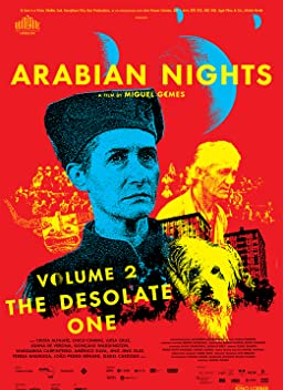 Arabian Nights: Volume 2 - The Desolate One (2015)