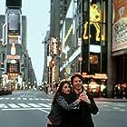Tom Cruise and Penélope Cruz in Vanilla Sky (2001)