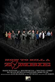 How to Kill a Zombie Poster