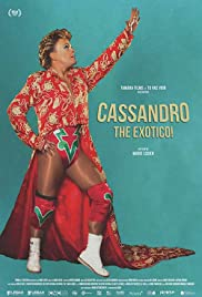 Cassandro, the Exotico!