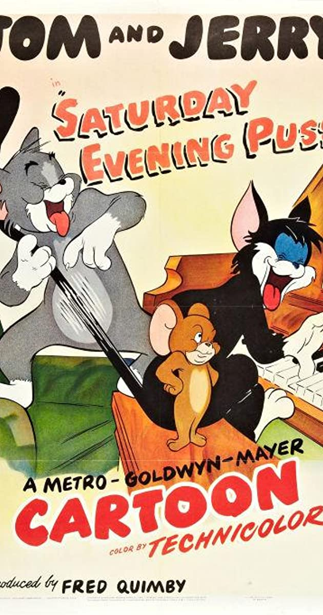 Tom and Jerry Just a Game of Cat and Mouse Million Dollar Bills x 2 Cartoon