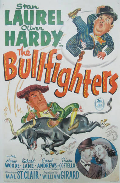 The Bullfighters (1945) BluRay 720p & 1080p