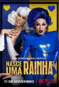Gloria Groove and Alexia Twister in Nasce Uma Rainha (2020)