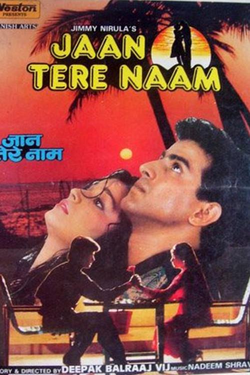 Jaan Tere Naam (1992) Hindi 400MB HDRip 480p x264