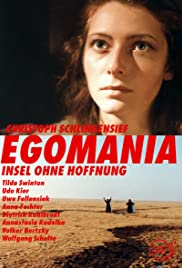 Egomania - Island Without Hope Poster