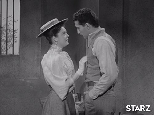 Joan Swift and Bert Hanson in Death Valley Days (1952)